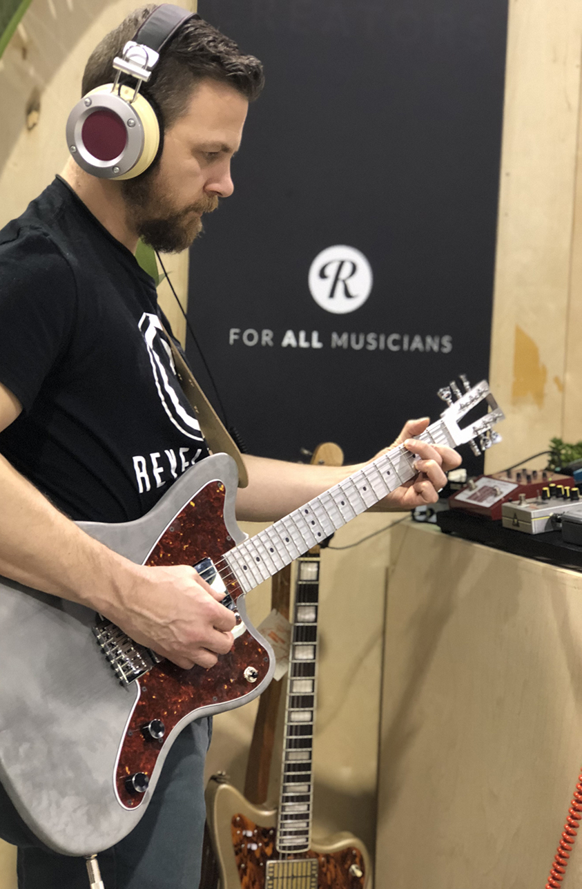 Electrical Guitar Company Kevin Burkett