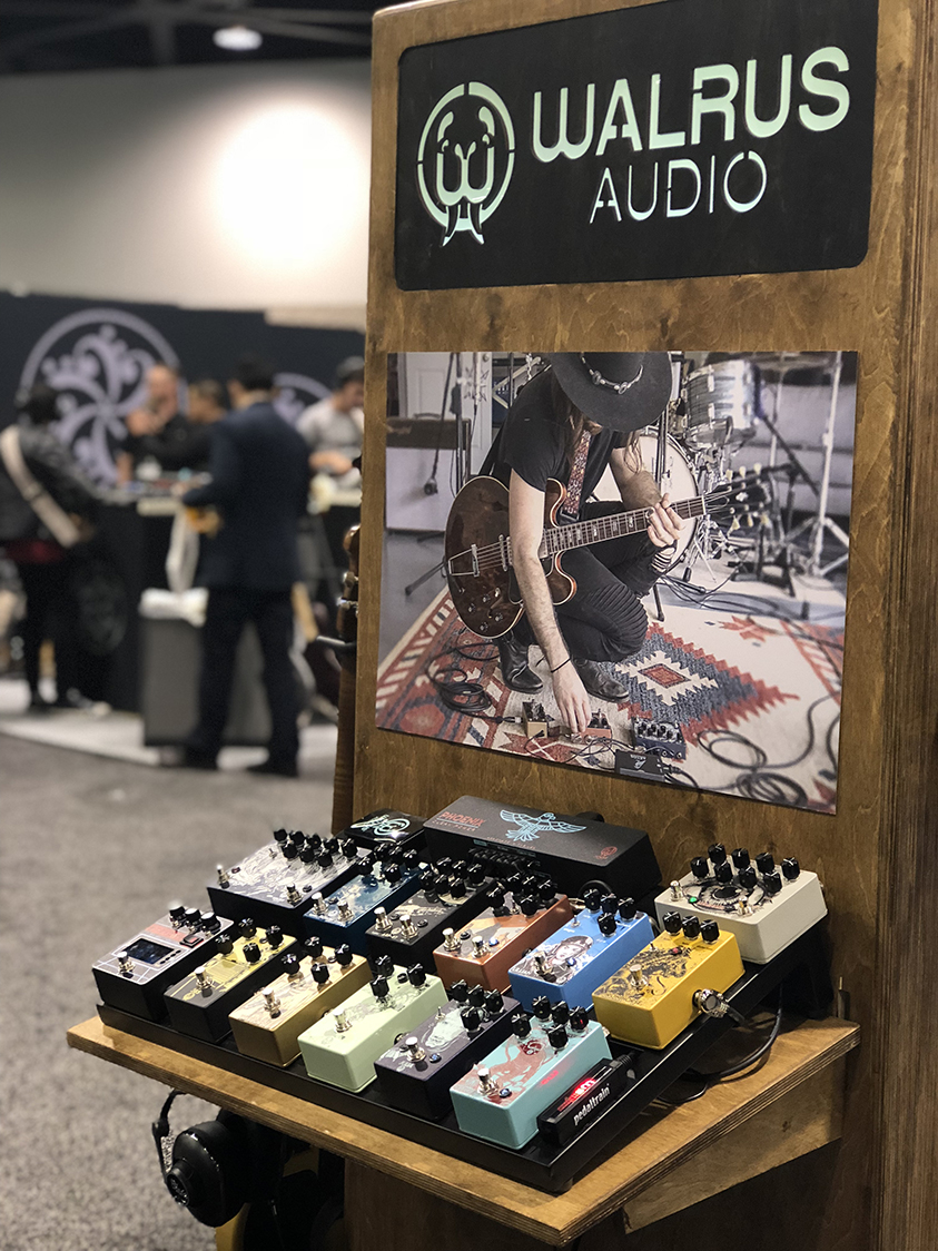 Walrus Audio Pedals