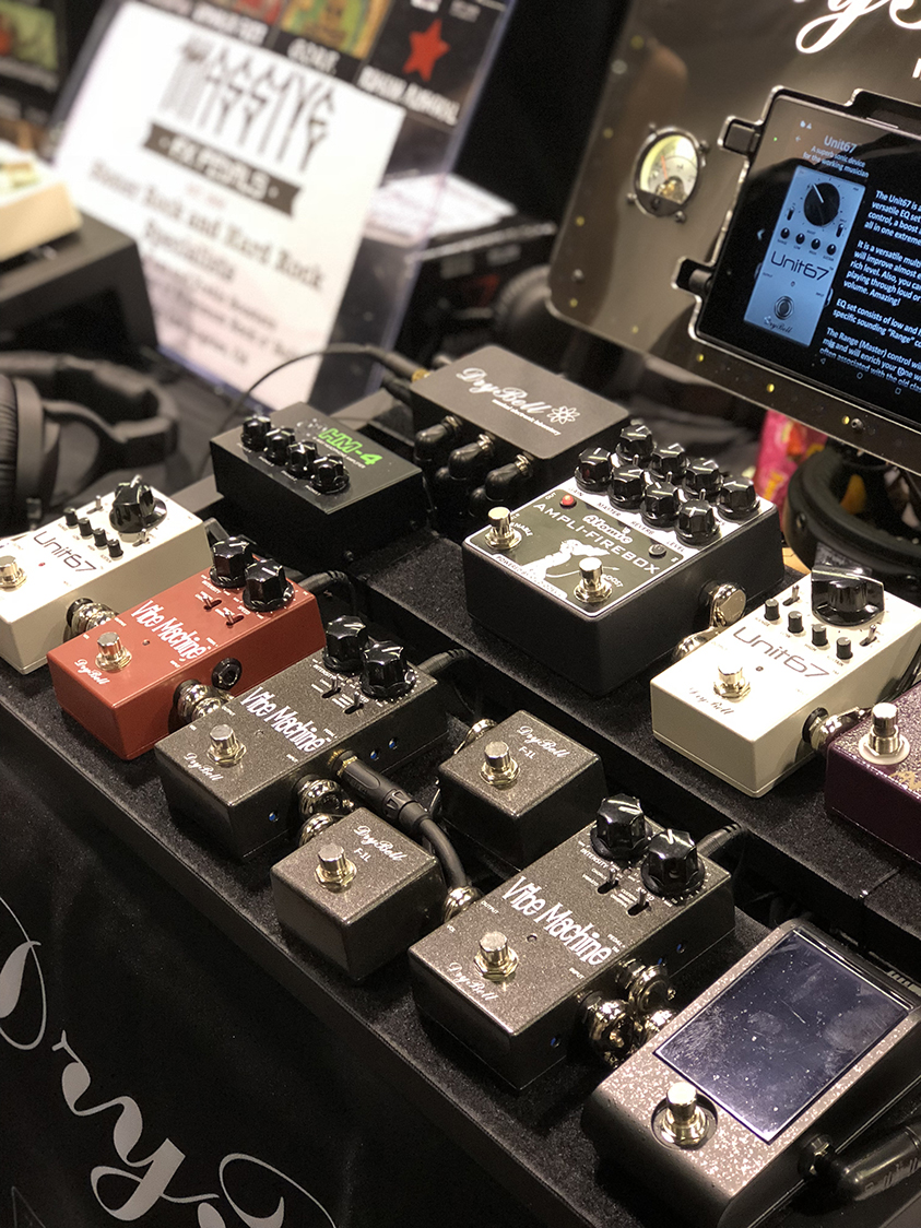 DRYBELL Guitar Pedals