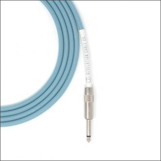 Sonic Blue Guitar Cable